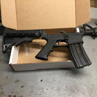 Got stripped lower and got the build kit -29040 PSA Premium Classic  Lower.... Been very easy so far