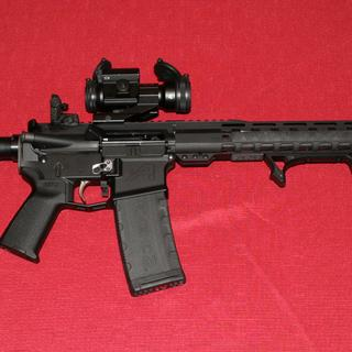 This rifle kit was fantastic. I replaced the EPT trigger, the flash hider, and the stock.