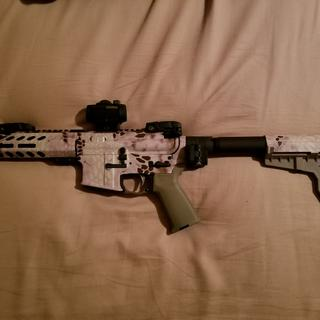 It worked out great with my pistol build, good quality and a great price!