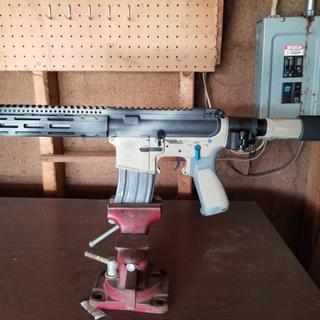 """300 BLK Pistol. """"Mostly"""" PSA."""