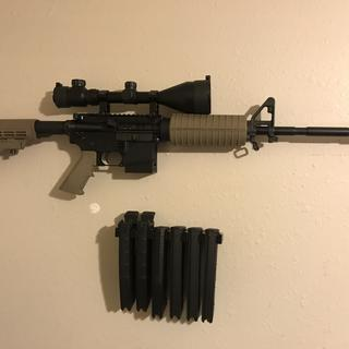 Love it $450 build with PSA fde lower!