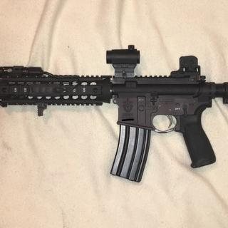 """16"""" Freedom Upper, beautiful fit and finish. US Autoweapons billet lower. A++++"""