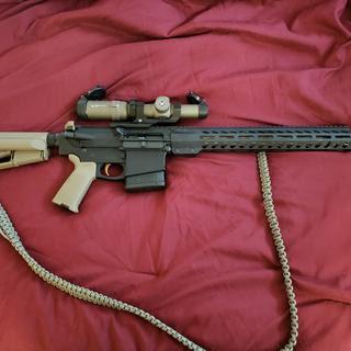 Not a noveske but a solid cost effective rifle