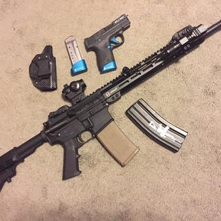 "PA-15 16"" Nitride M4 Carbine 5 56 NATO Classic AR-15 Rifle-Black | PSA"