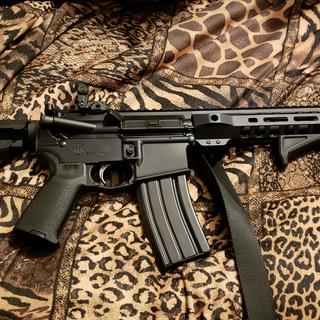 "10.5"" 556 pistol"