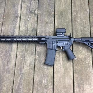 Full PSA AR with Vortex Sparc and Pmag pack great rifle even better price!