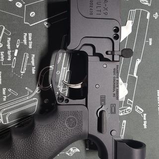 Palmetto enhanced polish trigger installed is super smooth