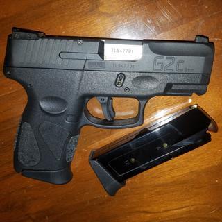 Taurus G2C 9mm Pistol in Black | 1-G2C931-12 | PSA