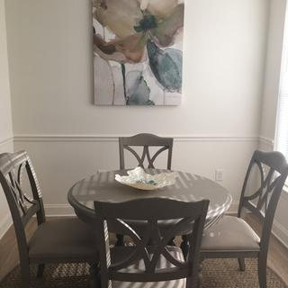 Perfect for smaller dining areas!