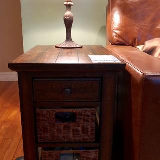 Living Room Side Tables