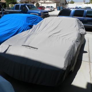Pacific Blue C5241D1 Covercraft Custom Fit Sunbrella Series Car Cover
