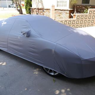 Black Covercraft Custom Fit Car Cover for Select Chrysler Windsor Models FS5588F5 Fleeced Satin