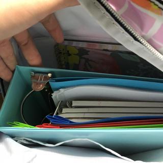 binder with a agenda