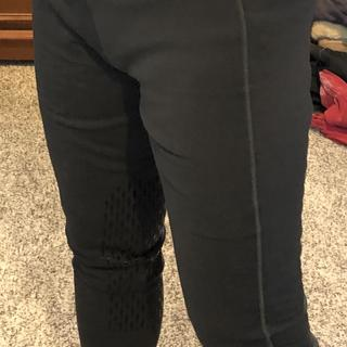 """I am 5'4""""  122-lbs.  I ordered Large because I like my pants longer. They fit great.  Deep pocket"""