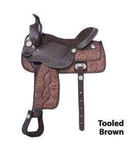 This is a very jaw dropping saddle! Absolutely beautiful and I love it!