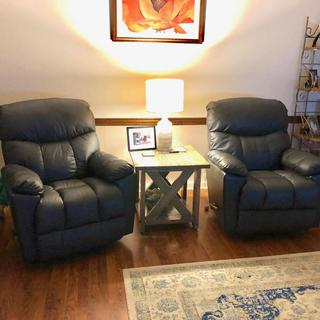 Morrison Rocking Recliner with Swivel option.....
