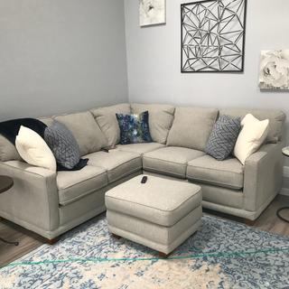 Love my Last by furniture so comfy and is a super fit for my living room