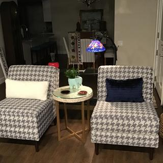 Love our new Eve chairs!!