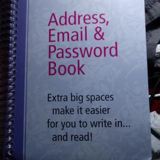 Great to have if you have multiple emails and passwords.