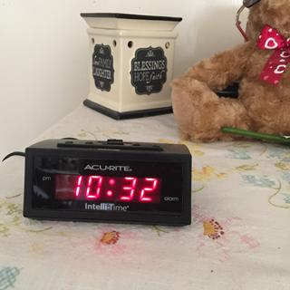 I love my new clock! It replaced one I'd had for years!!!