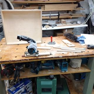 ripping baltic birch plywood