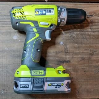 nice looking drill, compact, but hefty and strong.