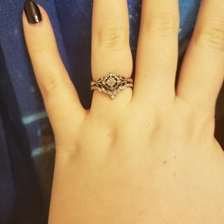 My beautiful Shane Co rings!