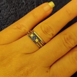 Perfect alone or added to another ring!