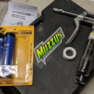 3 Oz  Mini Grease Gun with Cartridge