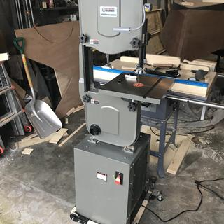 14 in  4 Speed Woodworking Band Saw