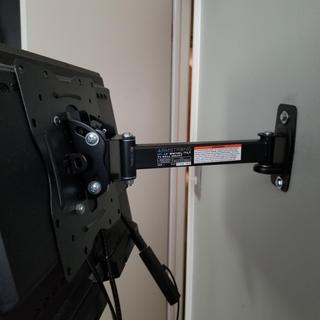 17 in  to 42 in  Swivel/Tilt TV Wall Mount - Small TV