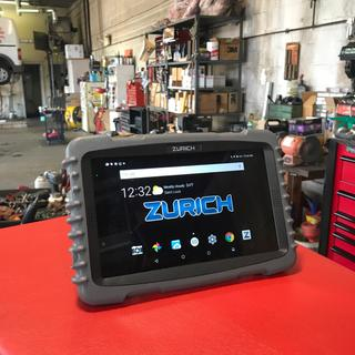 ZR-PRO Professional Automotive Scanner