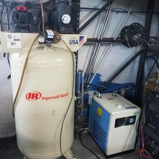 Compressed Air Dryer - Save on this