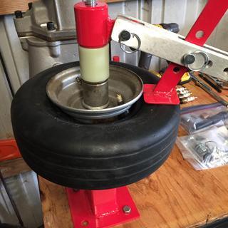Mini-Tire Changer