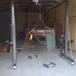 2000 Lbs. Electric Hoist with Remote Control Harbor Freight Hoist Wiring Schematic on