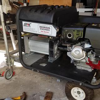 10000 Max Starting/7200 Running Watts Generator Head
