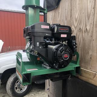 13 HP (420cc) OHV Horizontal Shaft Gas Engine EPA