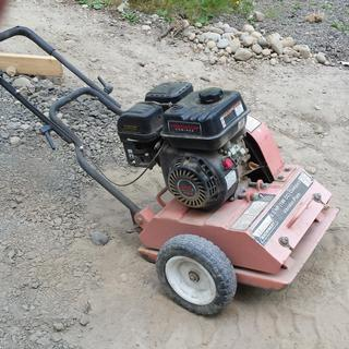 6 5 HP Plate Compactor