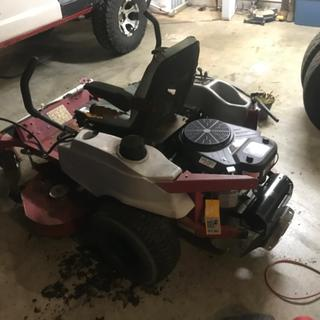 708cc 22 HP V-Twin Riding Mower Engine - EPA