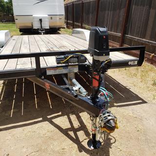 5000 lb  UTV/Utility Winch