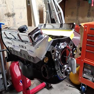 1000 Lbs  Capacity Engine Stand