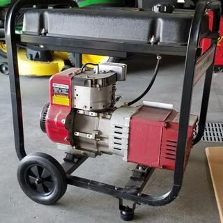 8 in  Never-Flat Generator Wheel Kit