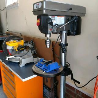 13 in  16 Speed Drill Press