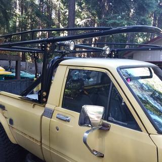 Full Size Truck Rack - 800 Lb  Capacity