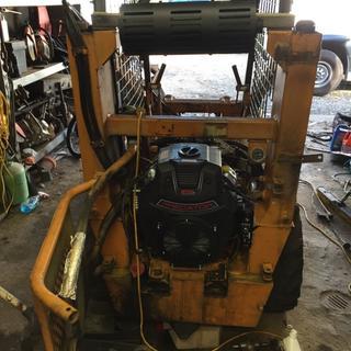 22 HP (670cc) V-Twin Horizontal Shaft Gas Engine EPA