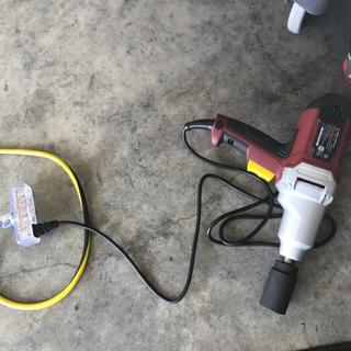 1/2 in  Heavy Duty Electric Impact Wrench