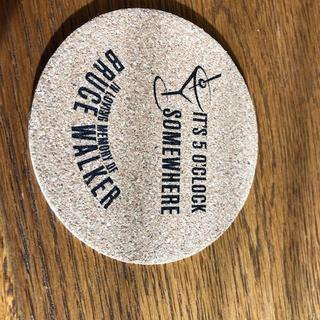 We had this printed these coasters as favors for a fund raising event for my husband that passed.