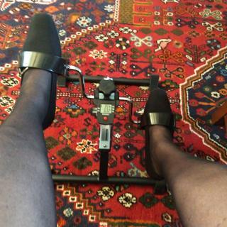 Pedal exerciser.