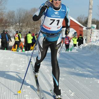 2017 Gatineau Loppet, trying out new Salomon Equipe RC classic skis! !!! :D