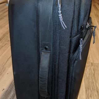 No expansion zipper